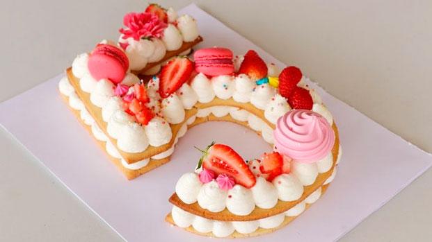 тор 5 популярных тортов