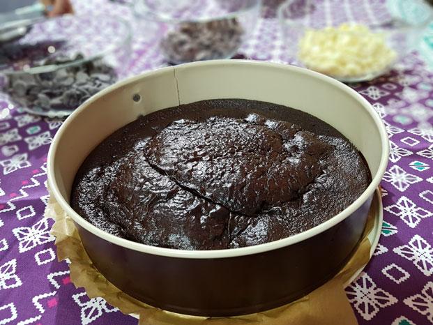 что такое муссовый торт из чего состоит