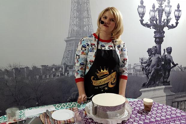 как украсить торт три шоколада в домашних условиях
